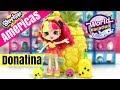 DONATINA From Brazil Shopkins AMERICAS Season 8 Blind Bags Full Box Shoppies Dolls Pinkie Cola mp3