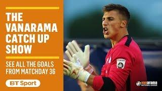 Vanarama National League Highlights Show | Matchday 36