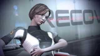 Mass Effect1&2- Tribute to FemShep / Liara- Bring me to life