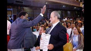 SCOAN 23/09/18: Prophecy Time & Deliverance with TB Joshua | Live Sunday Service