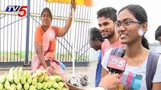 నిండు కుండలా హుస్సేన్సాగర్..! | Youth Enjoying Cool Rainy Climate At Tank Bund