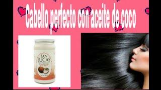 download musica Aceite de coco para reparar el cabello