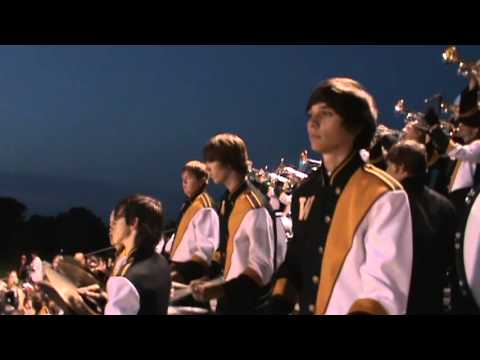 """2011 Wetumpka High School Band """"Word Up"""" with Stephen Sorrell"""
