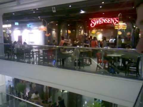 Food Hall at Siam Discovery, Bangkok
