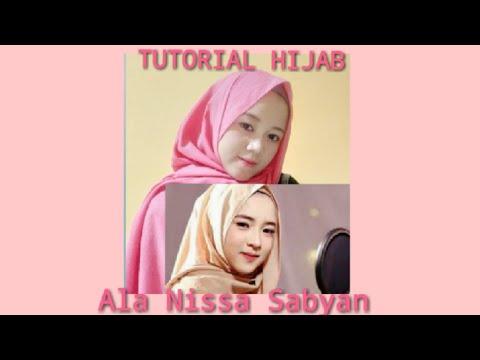 Nama Hijab Dan Tutorial Hijab Ala Nissa Sabyan Gambus