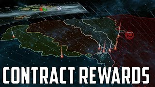 Faction Play - Contract Rewards On A Loss?