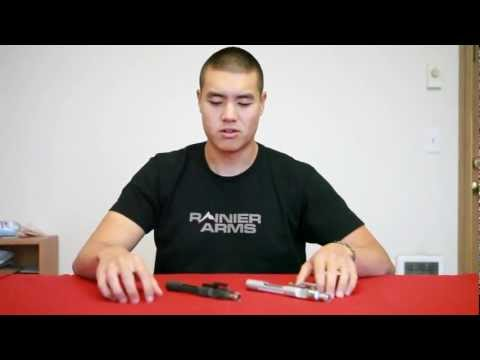 Difference between SEMI Auto and Full Auto Bolt Carrier Groups - BCG