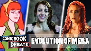 Evolution of Mera in All Media in 9 Minutes (2018)