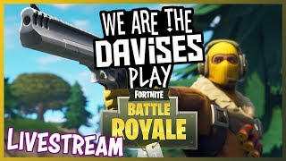 Squads with a random streamer..... | Fortnite Live Stream