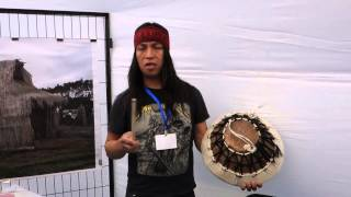 CULTURA MAPUCHE Young explains the Mapuche culture (spanish)
