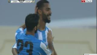 أهداف مباراة إتحاد كلباء ودبا الفجيرة (كأس الخليج العربي)05102016