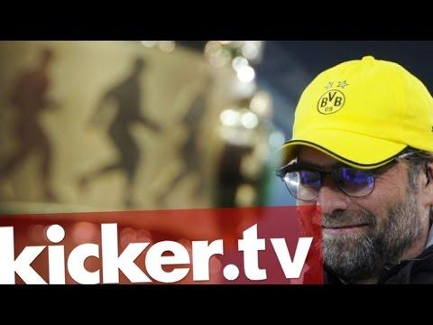 Final-Fokus: BVB umgeht Fragen zu Gündogan - kicker.tv