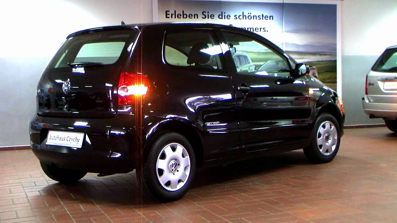volkswagen fox  refresh  black magic perleffekt  wwwautohausbizczychy youtube
