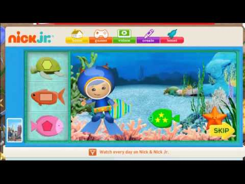 Team Umi Zumi's Aquarium Adventure Screencast