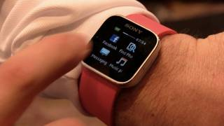 First Look_ Sony SmartWatch
