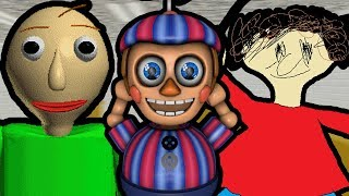 BB PLAYS: Baldi's Basics in Education and Learning || FAILING BECAUSE THE PRINCIPAL HATES ME!!!