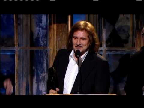 Black Sabbath accept Inductions 2006