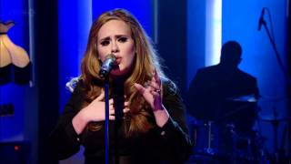 Adele Video - Adele Don't You Remember- Later with Jools Holland Live 2011 HD