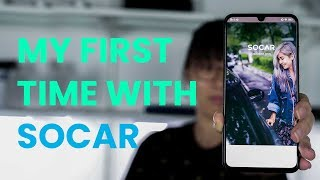 My first time with SOCAR