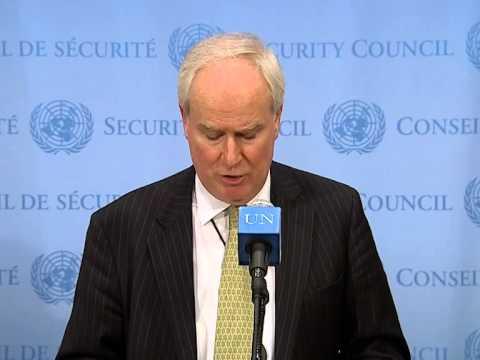 Iraq UN SC Condemns ISIL