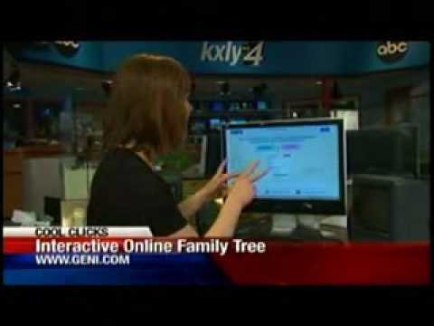 Cool Clicks: Genealogy Online