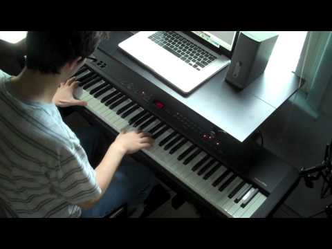 Here, There and Everywhere - Jazz Piano Cover (The Beatles)