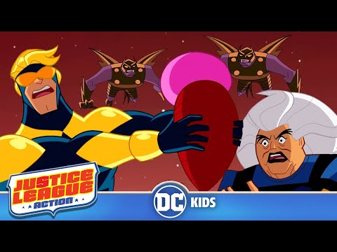 Justice League Action | Special Delivery | Episode 9