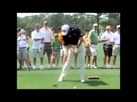 Omega Dubai Desert Classic 2013 video - Glyn Meredith Lee Westwood swing analysis