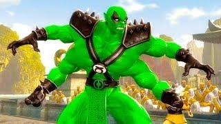 Mortal Kombat Komplete Edition - Green Lantern Deadpool Kintaro & The Flash Tag Ladder Playthrough