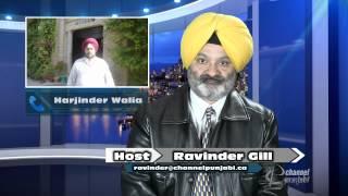 Sadda Haq - Ravinder Gill Show with Harjinder Walia (Sadda Haq Film Discussion) EP12 (Part 2) Full 1080p HD