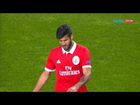 Benfica 0-2 Basel | UEFA Şampiyonlar Ligi Maç Özeti