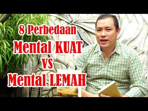 8 Perbedaan Mental Kuat VS Mental Lemah