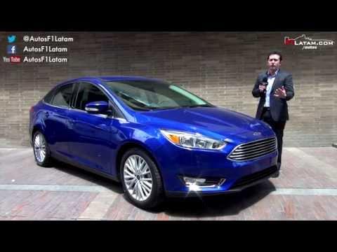 Nuevo Ford Focus 2015 en Colombia - Lanzamiento oficial