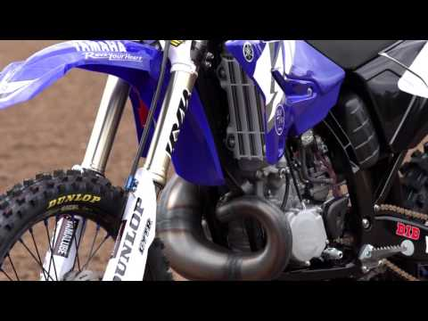 Ride: Chad Reed-inspired 2017 Yamaha YZ250