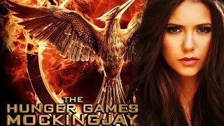 The Hunger Games Mockingjay part 1 trailer (TVD style)