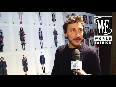 Marco De Vincenzo Fall-Winter 15-16 Milan Fashion Week