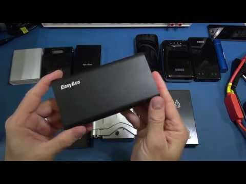 USB Power Bank Review and Tests