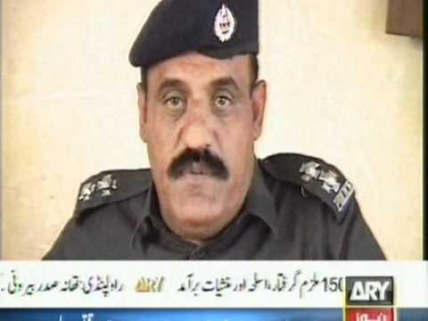 pakistan policآدم خور سچا واقعہ