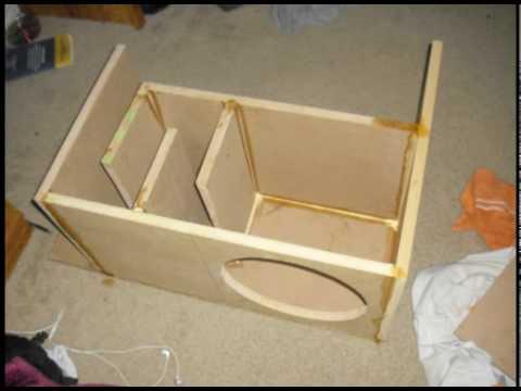t line design box build youtube