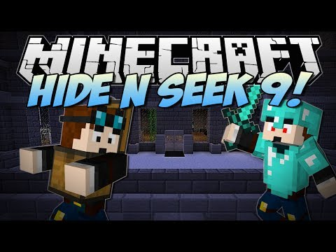 Minecraft   HIDE N SEEK 9! (Best Games EVER?!)   Minigame