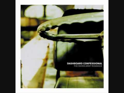 Dashboard Confessional - The Swiss Army Romance
