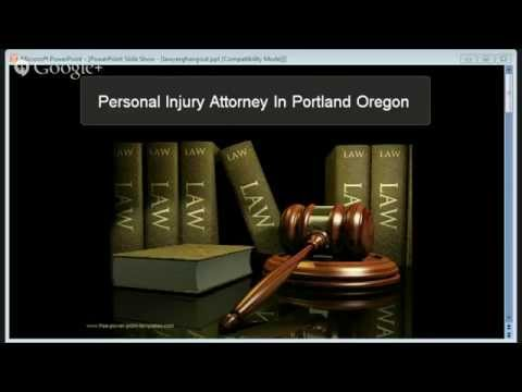 Personal Injury Attorney Portland Oregon | Call Us: (443)-219-1923 FREE consultation