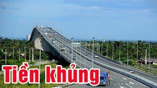 Cây cầu ngốn nhiều tiền mỗi năm ở Hà Nội
