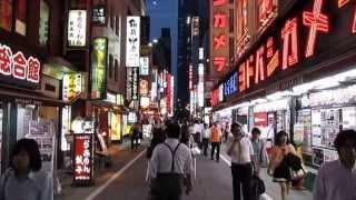 Best of Shinjuku - Tokyo ? ?? (Part 1)