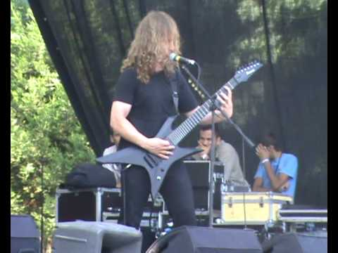 Necrophagist - Epitaph (Live at Unirock Open Air Fest Istanbul, 03.07.10)