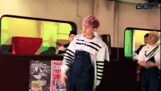 GOT7 Stop Stop It MV Making Film