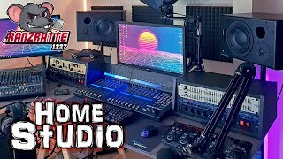 "Homestudio Tour ""Das Rattenloch"" (September 2018) 