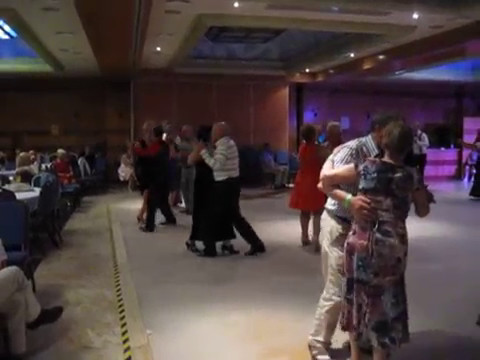 Enjoy Travel Social Dancing On Holidays In Torremolinos Spain 2017
