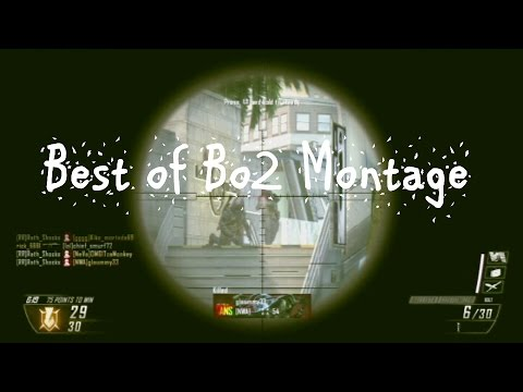 Best of Bo2 Montage