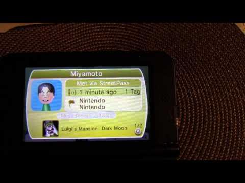 Shigeru Miyamoto Spotpass: Happy Birthday 3ds!